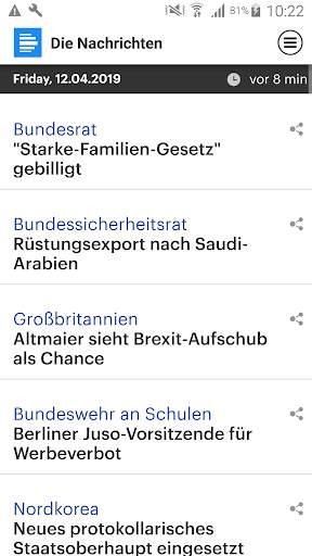 Dlf - Die Nachrichten screenshot 6