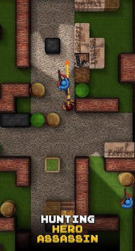Hunter - Hero of assassin games screenshot 1