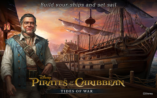 Pirates of the Caribbean: ToW screenshot 3