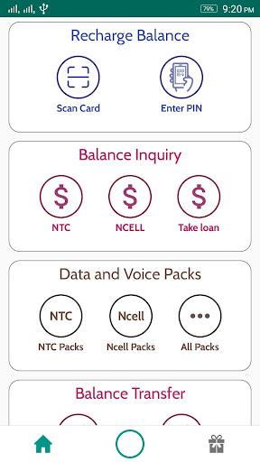 BEST Recharge Card Scanner NTC & Ncell screenshot 2