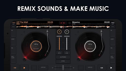 edjing Mix - Free Music DJ app 2 تصوير الشاشة