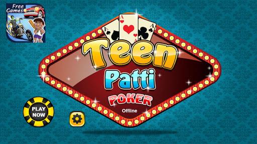 Teen Patti poker screenshot 1