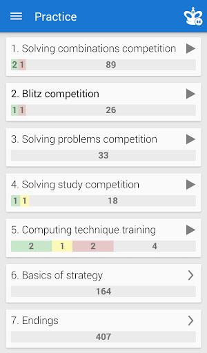 Chess Strategy & Tactics Vol 2 (1800-2200 ELO) screenshot 5