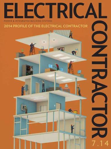 ELECTRICAL CONTRACTOR Magazine screenshot 1