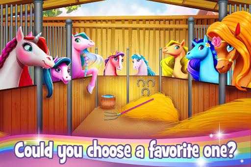 Tooth Fairy Horse - Caring Pony Beauty Adventure screenshot 1