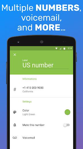 TextMe Up Free Calling & Texts 5 تصوير الشاشة