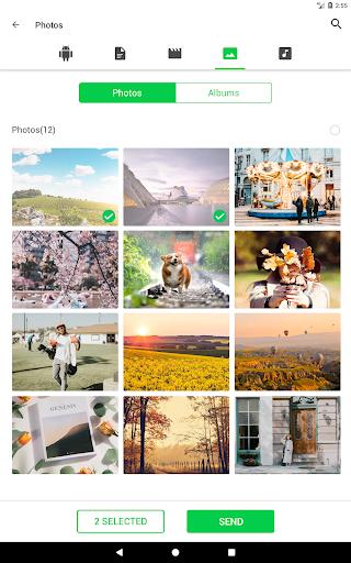 InShare - Share Apps & File Transfer screenshot 9