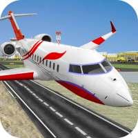 طائرة محاكاة الطيران ألعاب حاليا - ألعاب الطائرة on APKTom
