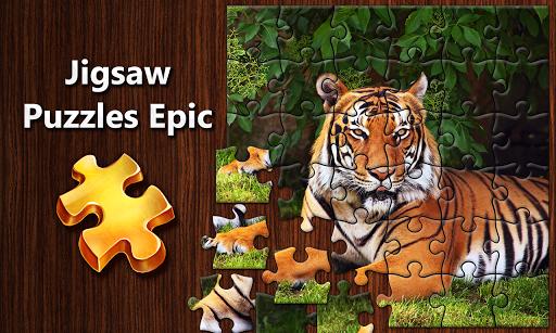 Jigsaw Puzzles Epic screenshot 1