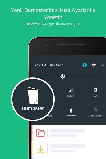 Dumpster Geri Dönüşüm Kutusu screenshot 7