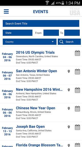 USA Table Tennis 3 تصوير الشاشة