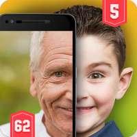 Cканер лица Возраст шутка on APKTom
