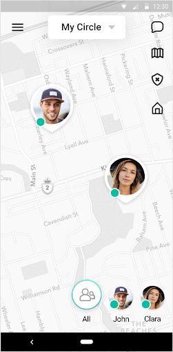 GeoZilla -家族と位置情報を共有する安心アプリ screenshot 8