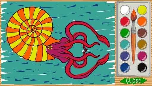 Dino paint screenshot 3
