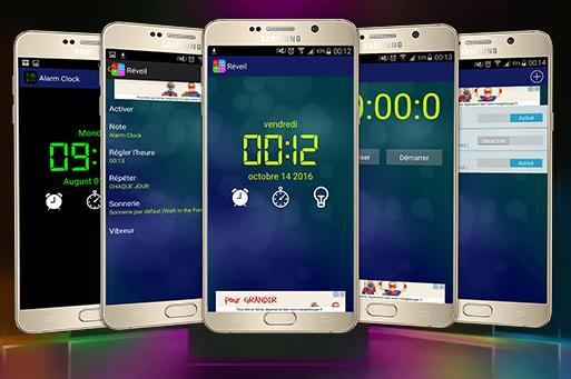 Alarm Clock Free screenshot 1