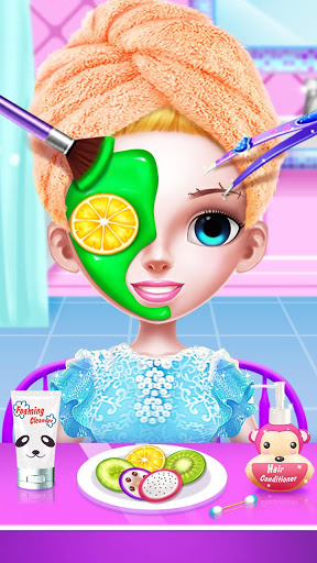 👸💄Princess Makeup Salon screenshot 1