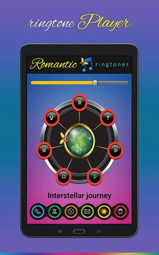Romantic ringtones screenshot 11