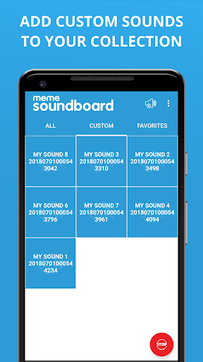 Meme Soundboard by ZomboDroid 2 تصوير الشاشة