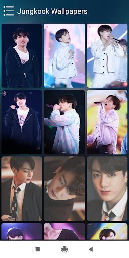 JungKook BTS wallpaper: Wallpaper for JungKook BTS screenshot 4