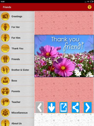 Thank You Greeting Card Images screenshot 11