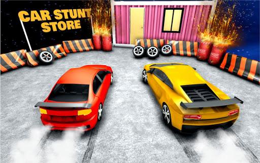Car Games Stunt Driving: Racing Games Rush 2021 screenshot 5