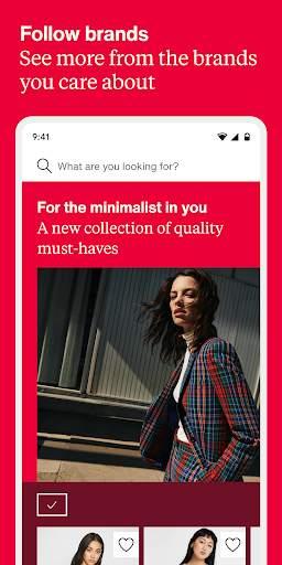 Zalando – fashion, inspiration & online shopping screenshot 3