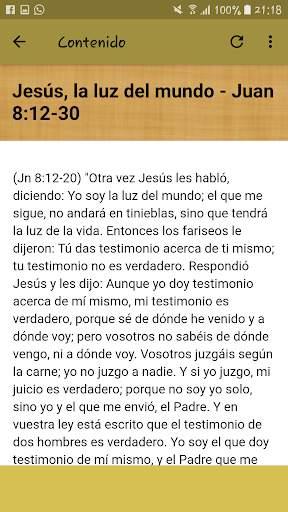 Estudios Bíblicos Profundos screenshot 15