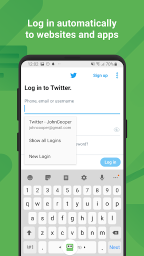 RoboForm Password Manager screenshot 2