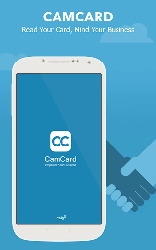 CamCard - Business Card Reader 1 تصوير الشاشة