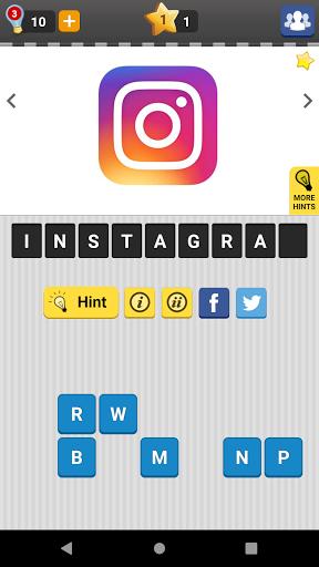 Logo Game: Guess Brand Quiz screenshot 4