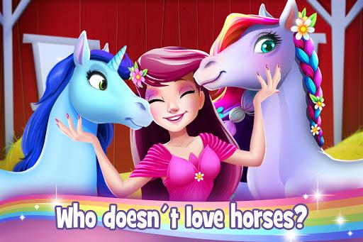 Tooth Fairy Horse - Caring Pony Beauty Adventure screenshot 6