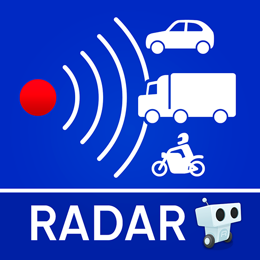 रडारबॉट मुफ्त : स्पीड कैमरा डिटेक्टर व (Radarbot) आइकन