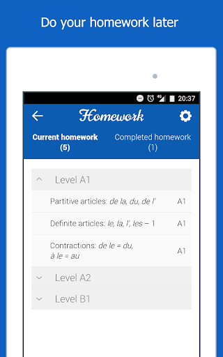 Dr French, French grammar screenshot 12