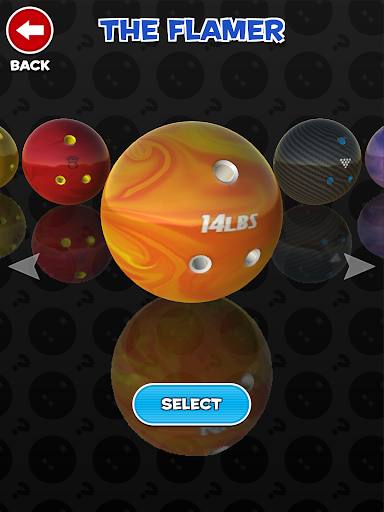Strike! Ten Pin Bowling 22 تصوير الشاشة
