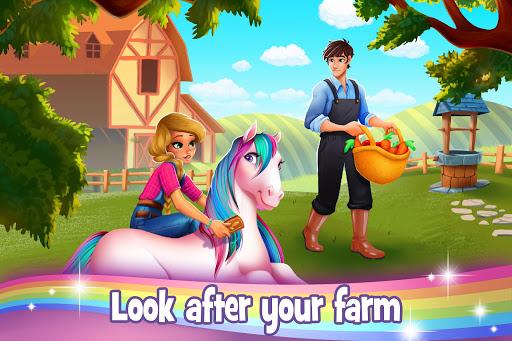 Tooth Fairy Horse - Caring Pony Beauty Adventure screenshot 2