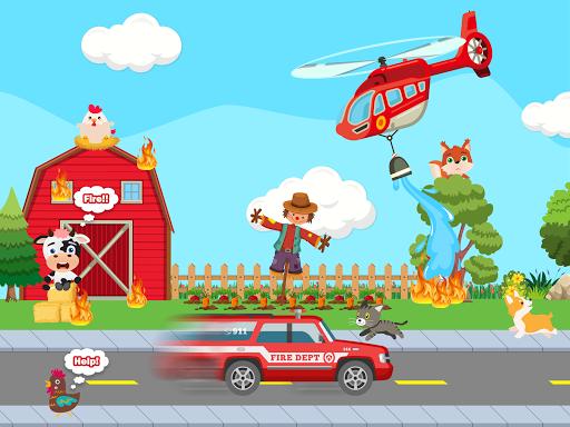 Fireman for Kids screenshot 15
