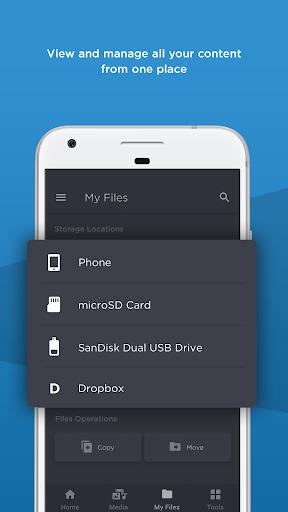 SanDisk Memory Zone 3 تصوير الشاشة