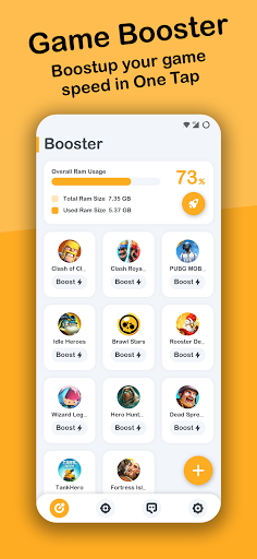 Game Booster ⚡Play Games Faster & Smoother free screenshot 7