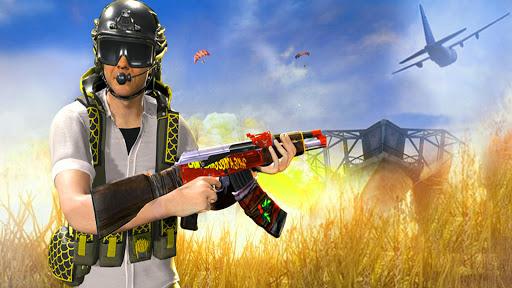 Squad Free Fire Battlegrounds: Free Shooting screenshot 1
