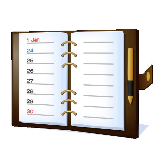 Calendar, Personal Planner & Diary - Jorte icon