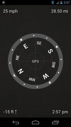 SpeedView: GPS Speedometer 4 تصوير الشاشة
