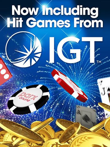Parx Online™ Slots & Casino 8 تصوير الشاشة