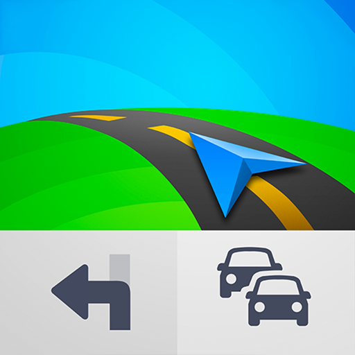 Sygic GPS Navigation & Offline Maps icon