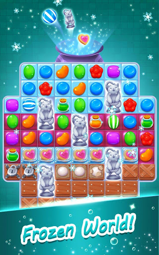 Candy Witch - Match 3 Puzzle Free Games screenshot 11