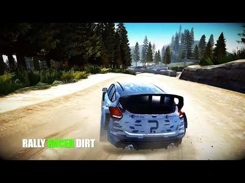 Rally Racer Dirt screenshot 1