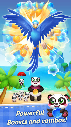 Bubble Shooter Free Panda 5 تصوير الشاشة