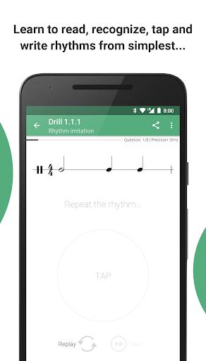 Complete Rhythm Trainer 3 تصوير الشاشة