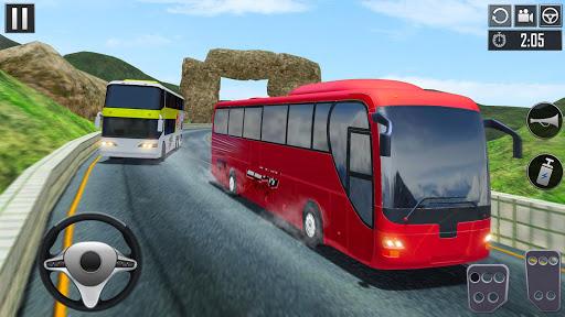 Uphill Bus Driving Simulator - Coach Bus Driver screenshot 3
