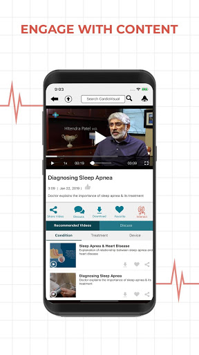 CardioVisual: Heart Health Built by Cardiologists screenshot 5