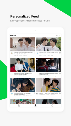 LINE TV screenshot 10